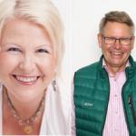 Hasse Kvist ja Sanna Mäkipää